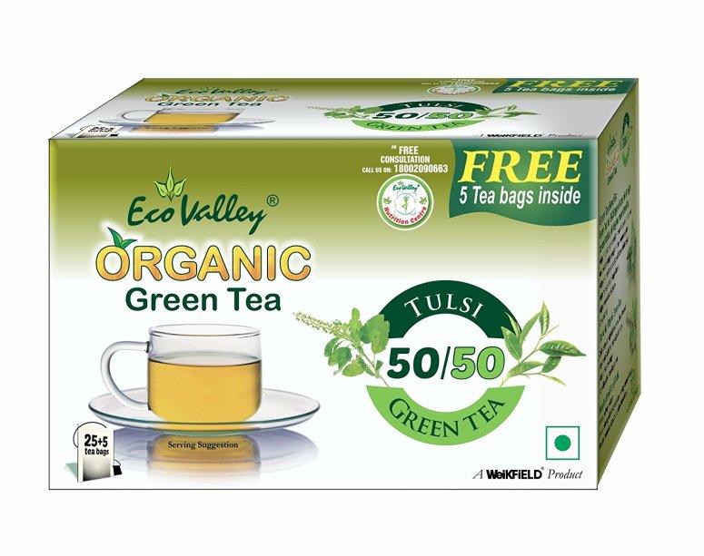 &alt Tulsi Green Tea