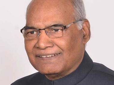 &alt Ramnath Kovind