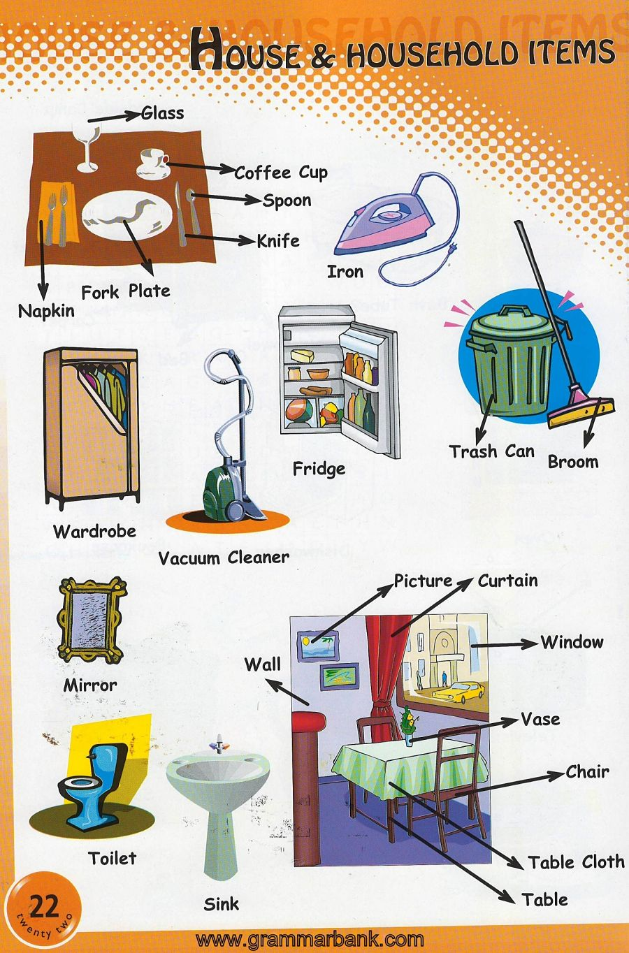 Household Articles