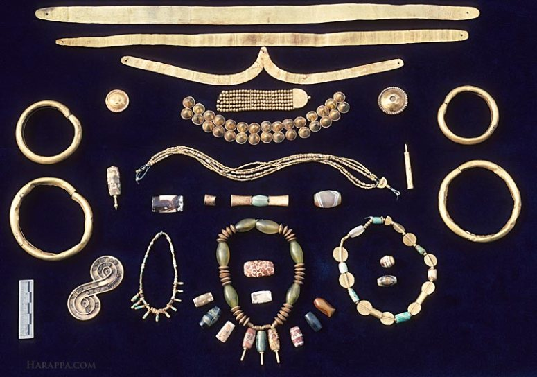 Ornaments and Jewels