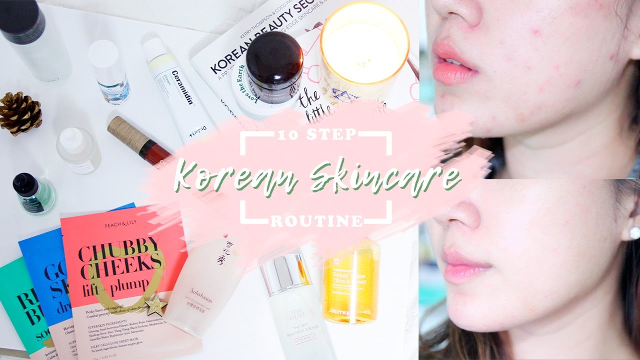 Korean Skincare Routine, Skinboss.com